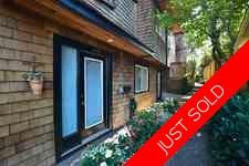 Kitsilano Townhouse for sale:  1 bedroom 716 sq.ft. (Listed 2019-01-23)