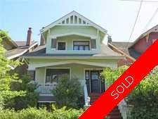 Kitsilano House for sale:  6 bedroom 2,700 sq.ft. (Listed 2013-05-10)