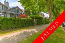 Kitsilano Townhouse for sale:  2 bedroom 810 sq.ft. (Listed 2019-08-02)